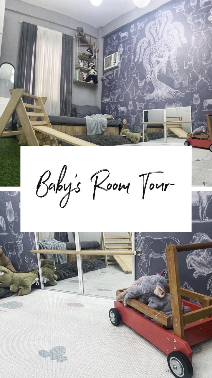 Baby's Room Tour